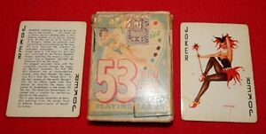 53 Pinups - Deck of Cards!!!