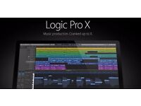 Logic Pro X for Apple Macbook / Imac