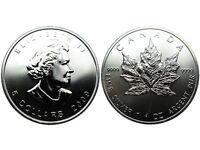 2009 Canada silver coin