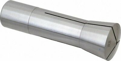 Value Collection 332 Inch Steel R8 Collet 716-20 Drawbar Thread 0.0007 Inc...