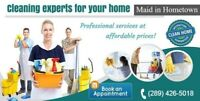 Quality House Cleaning Service in Hamilton !!