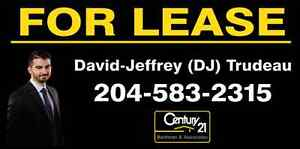 Do you have Commercial Space For Lease