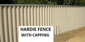 HARDIE FENCE:: New or Repairs Carine Stirling Area Preview