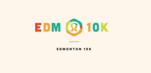 Edmonton 10K Lululemon Canada Running Series