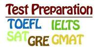 GRE/GMAT/IELTS/CELPIP/SATs/PATs/ACTs & Other Trade Exams Classes