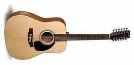 Simon & Patrick Woodland 12 String Spruce - Brand New!!