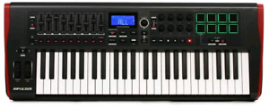 BRAND NEW IMPULSE 49 KEY USB/MIDI KEYBOARD