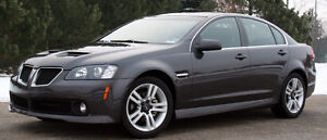2009 Pontiac G8 POWER Sedan