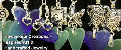 Hawaiikepi Creations-Seaglass&Beads