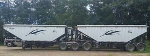 2014 Prestige Super B Grain Bulker/ Trailer