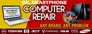 Affordable Prices All kind of Computers/Laptops repair