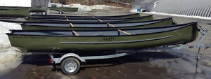 ***UPDATED APRIL 25/17***NEW Scott Freighter Canoe(s) For Sale