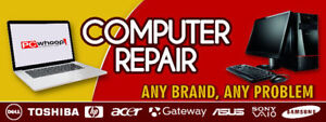 Computer Desktop Laptop Harddrive HDD Repair & Recovery