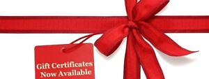 Christmas Gift Certificates - Photography Sessions St. John's Newfoundland image 1