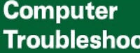 Computer Lessons and troubleshooting