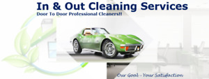 IN & OUT CAR CLEANING SERVICE