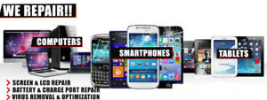 REPAIR YOUR CELL PHONE- We are open today