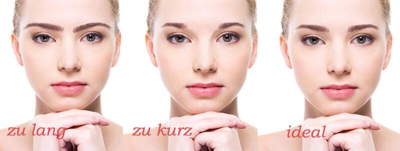 Die Augenbrauenlänge kann den Gesichtsausdruck vollkommen verändern. (Copyright: Thinkstock/ Bearbeitung: The Digitale)