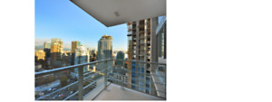 Luxury two bedroom condo in heart of downtown vancouver