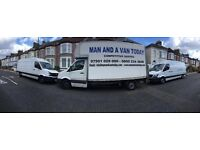 Last Minute Urgent, Always turn up. Man and Van. London, Nationwide and Parts of Europe