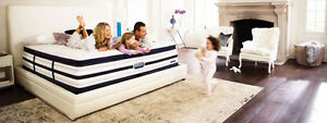 New Mattresses $129 Twins, $169 QUEENS, $300 Kings