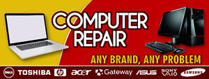 PC and Windows Repair Reinstall and Data Recovery (15 years exp) Cambridge Kitchener Area image 1