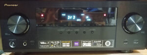Pioneer VSX-1029K 7.2 Channel Networked AV Receiver w/ HDMI 2.0