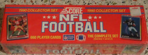 1991 Score NFL Football Series 1