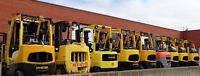FORKLIFT AT FRACTION OF THE PRICE OUTDOOR INDOOR LPG & ELECTRIC
