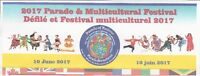 2017 Parade & Multiculturel Festival