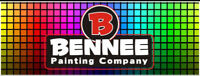 Looking for a professional painters call Bennee Painting Company