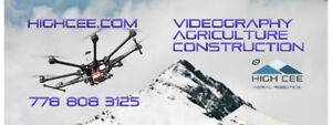 Aerial Videography in the Fraser Valley