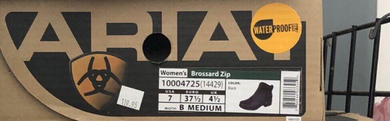 Ariat Brossard Zip