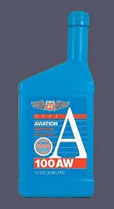 PHILLIPS 66® AVIATION OIL VICTORY 100AW CARTON 12 QUARTS