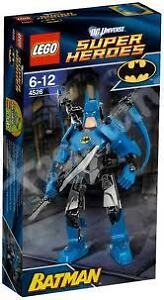 Lego DC Super Heroes Batman (4526)