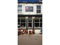 Restaurant for sale Hessle, East Riding, Yorks.