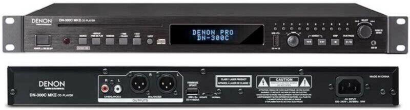 Denon DN-300C MKII CD/USB Audio Player