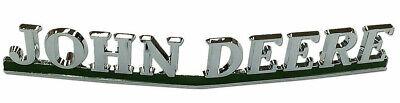 Front Grille Nameplate 40 420 50 60 70 80 R John Deere Jd 138