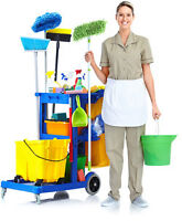 HIRING HOUSE CLEANING LADIES FOR RESIDENTIAL CLEANING