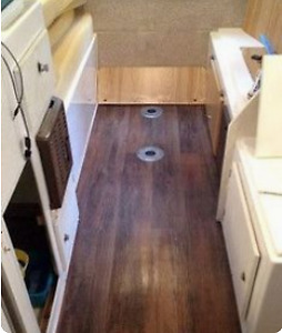 WANTED: Dark wood click flooring