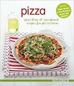 Pizza: More Than 50 Sensational Recipes for Pizza Lovers for Sale Sydney City Inner Sydney Preview