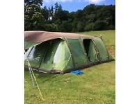 Vango Eden V 600XL airbeam tent (6 birth)