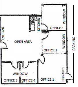 West End Small OFFICE LEASE