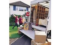 Hire Reputable Movers 24/7 Removal Company Man & Vans/Luton/7.5 Tonne Lorries Home/Office Move