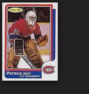 Achète à gros prix $$$ carte de hockey avant 1989 et après 2003. Achète aussi toutes autres articles reliés au hockey !