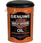 Harley Davidson Oil Can
