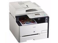 Canon i-SENSYS MF8050cn A4 Multifunction Colour Laser Printer