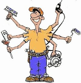 Cheap honest Handy Man Available For Small Jobs Around The House. Flat Pack Building, Painting Etc.
