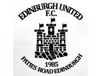 Goalkeeper wanted - Edinburgh United U19s