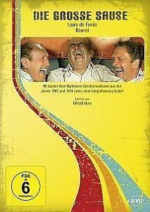 Louis de Funes - Die große Sause, DVD, NEU